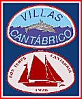 Fundaci�n Villas del Cant�brico y su Bon Temps, buque escuela de Cantabria.